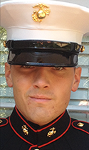 Lance Cpl. Crowe-Active Duty